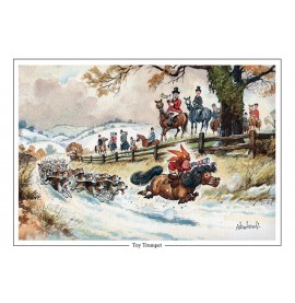 Thelwell Cards - Hunting