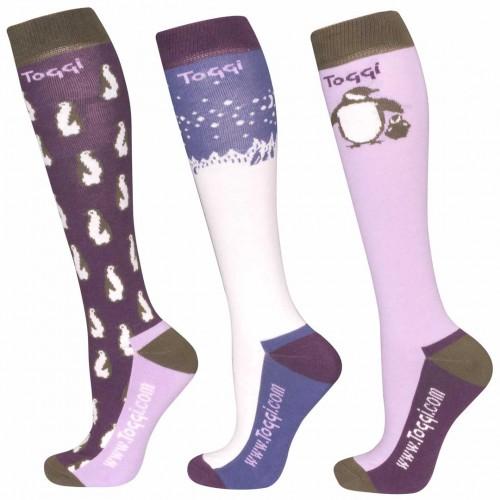 Ladies Lansbury Socks by Toggi image #