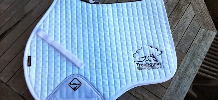 Treehouse Logo Saddlepad