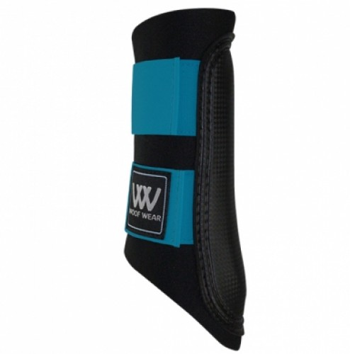 Turquoise WoofWear Club Brushing Boot Colour Fusion