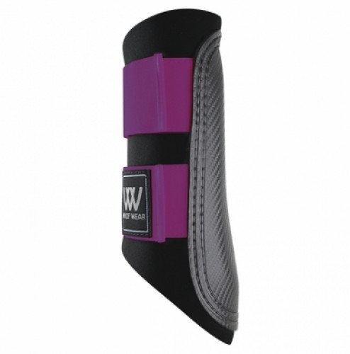 Ultra Violet WoofWear Club Brushing Boot Colour Fusion