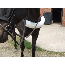 English Leather Race Reins