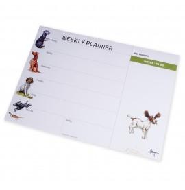 Bryn Parry Weekly Planner