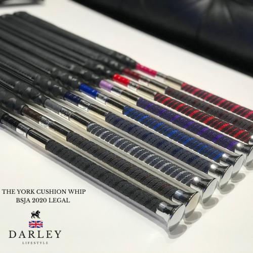 Darley York Handle Whips