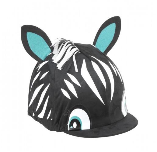 Animal Hat Cover - Zebra image #